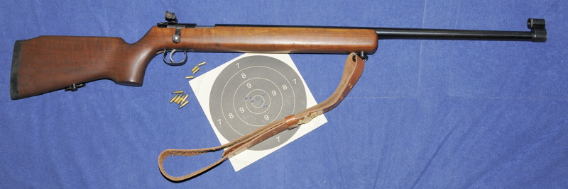 Brno Mod. 4 - une carabine .22 LR réglementaire de la Guerre froide - Page 5 _MMO9928